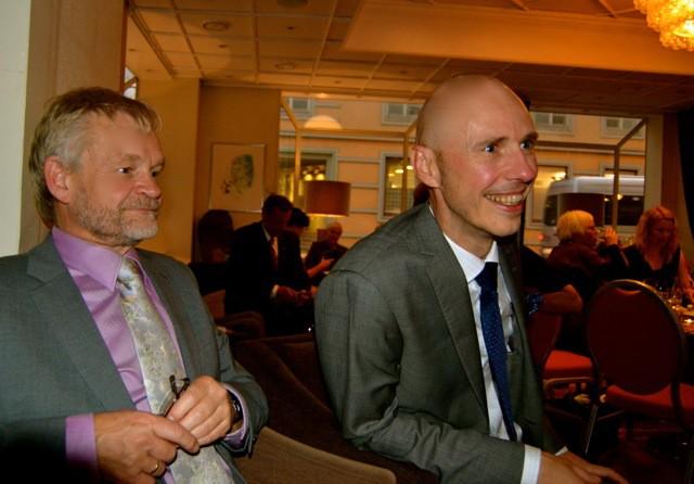 Dag Nordanger er takknemlig for samarbeid med Mogens Albæk