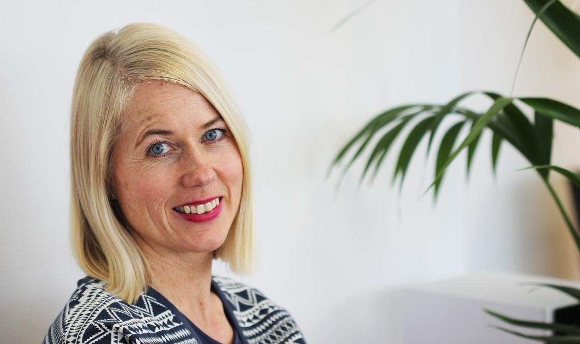 Anette Andersen, psykologspesialist RVTS Sør