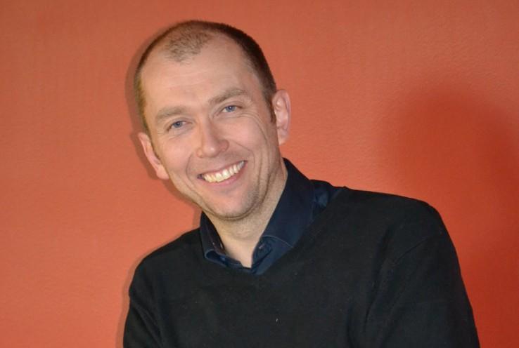 Martin Mølsæter, nestleder RVTS Sør og prosjektleder for HandleKraft