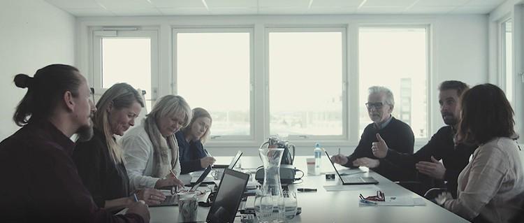 SNAKKE er utarbeidet av alle RVTSene i Norge. Her ser vi arbeidsgruppa.
