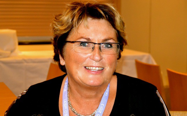 Spesialrådgiver på selvmordsforebygging ved Sykehuset i Telemark, Karen Mette Børhaug