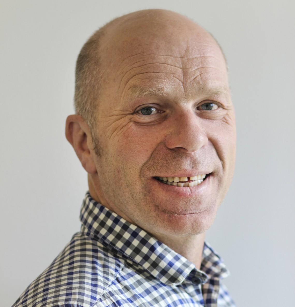Aslak Brekke, seniorrådgiver ved RTVS Sør
