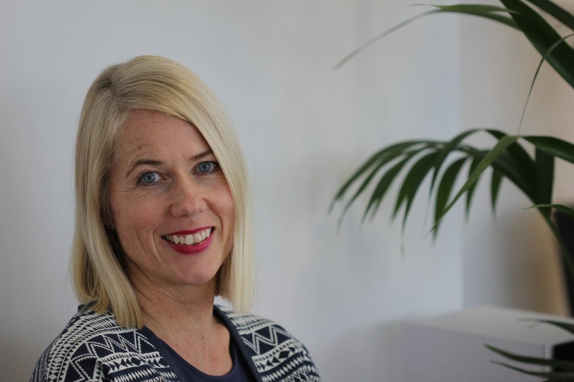 Anette Andersen, psykologspesialist, RVTS Sør