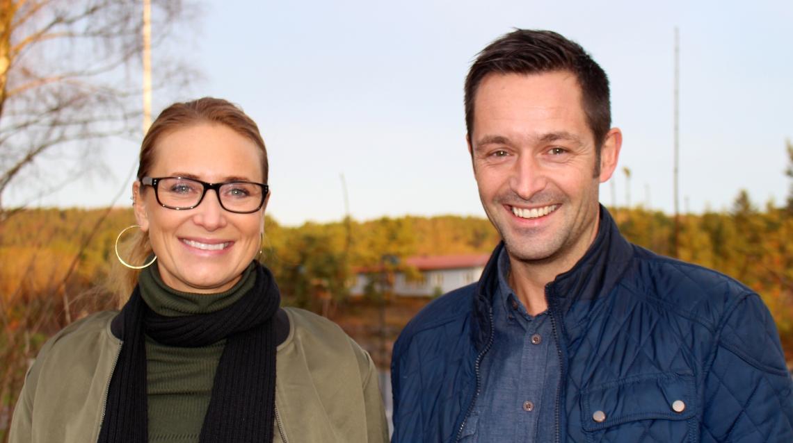 RVTS Sør og Stine Sofie Senteret utvikler traumebevisst praksis til barns beste – sammen. – Vi inspireres og lærer av hverandre til beste for barna, sammen tror vi at vi kan gjøre en forskjell. Foto: Eva Dønnestad