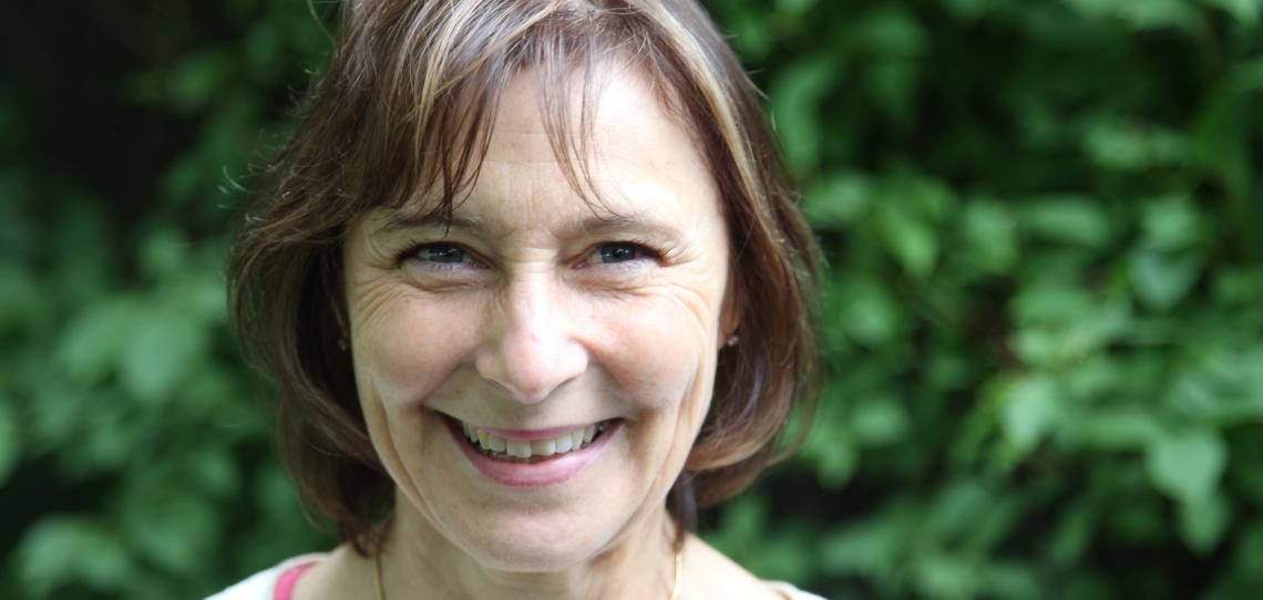 Susan Hart inngår samarbeid med RVTS Sør. Foto: Privat