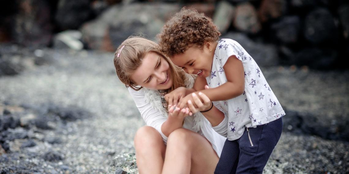 Trygge øyeblikk i en til tider utrygg verden. Illustrasjonsfoto: Shutterstock.