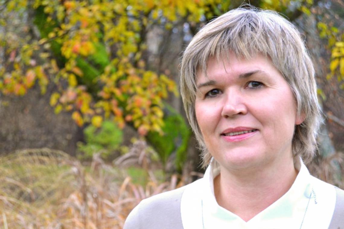 – Enhver hjelper må arbeide med seg selv samtidig som hun hjelper andre, sier Heidi Ranvik Jensen som deler arbeidshverdagen mellom DPS Strømme, Mandal og RVTS Sør.
