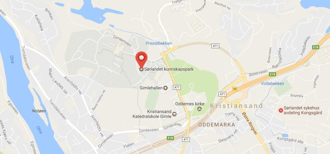 Bilde: Google Maps