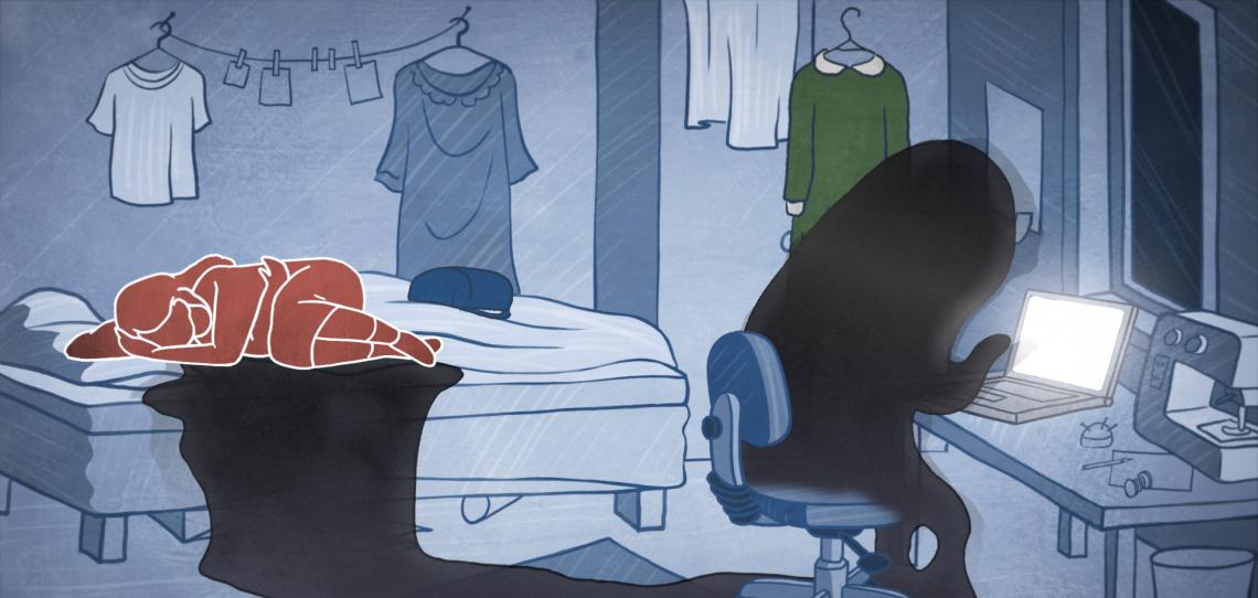 Illustrasjon: Qvisten Animation v/ Mads Ringdal, Joachim Berg, Stig Saxegaard, Yaprak Morali og Are Austnes.