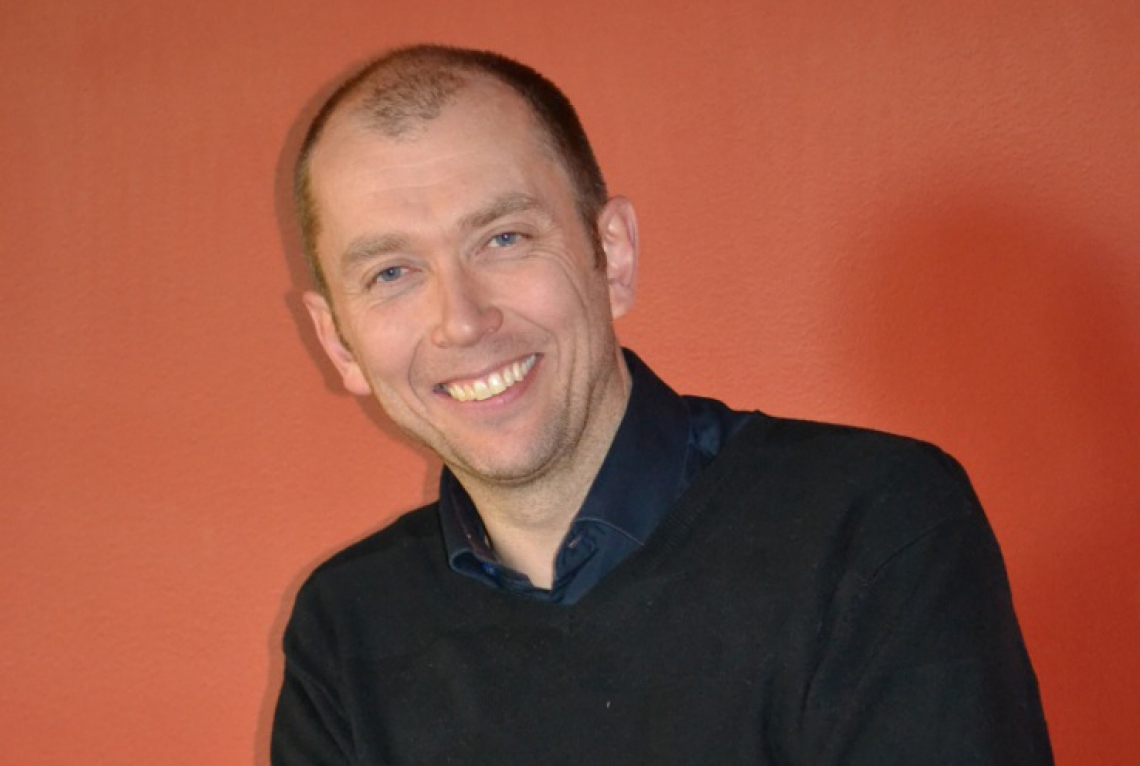 Martin Mølsæter, nestleder RVTS Sør