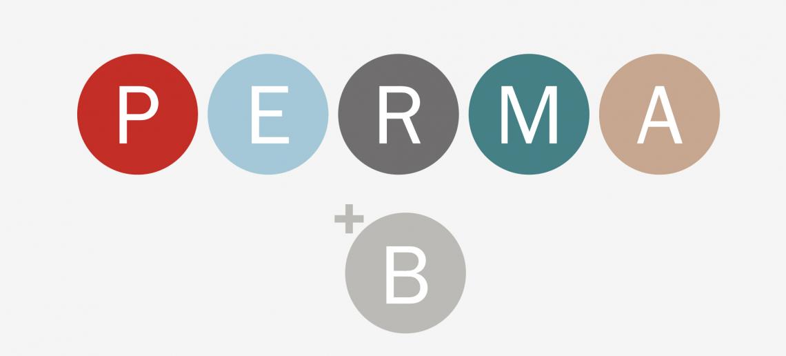 Modellen PERMA. Illustrasjon: RVTS Sør