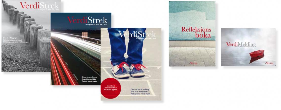 Et utvalg av våre publikasjoner
