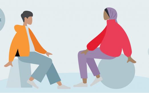 Hvemerjeg i møte med barn – og hvemviljeg være?