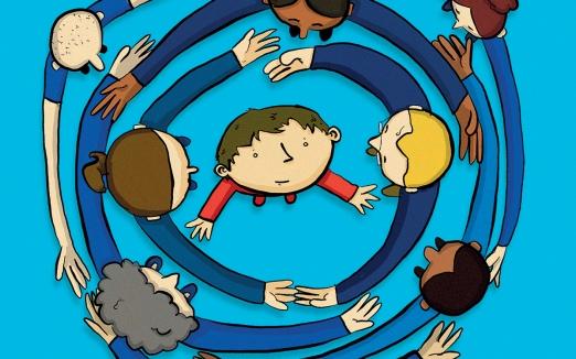 Ny bok: Når barn er pårørende