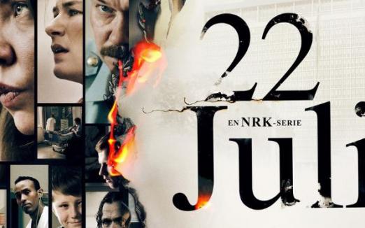 Ny tv-serie fra NRK: «22. juli»