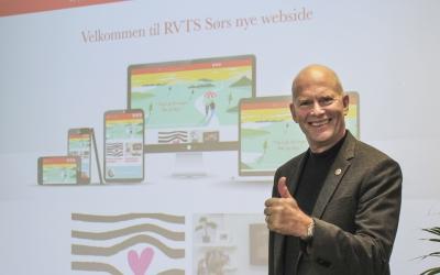 RVTS Sør lanserer ny webside